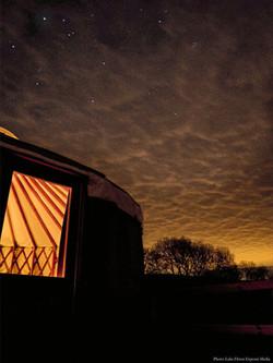Sleep underneath the stars