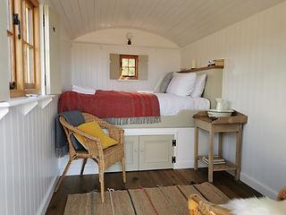 Shepherd's Hut Interiors
