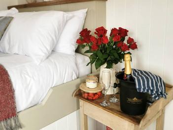 The Shepherd's Hut - a Romantic Hideaway