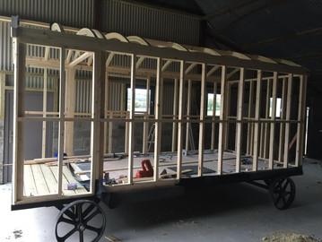 New Shepherd's Hut this Summer