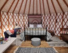 The Grove Yurt
