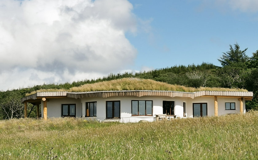 Eco Lodge, Donegal, Ireland