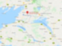 Lough Mardal Lodge Map