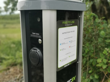 Recharge your Electric Car