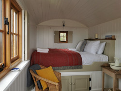 Sherpherd's Hut, Glamping, Donegal