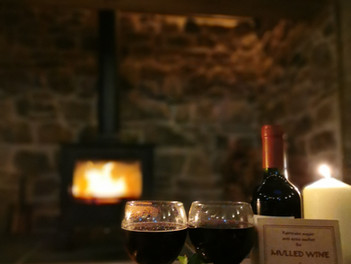 Free mulled wine to all December guests