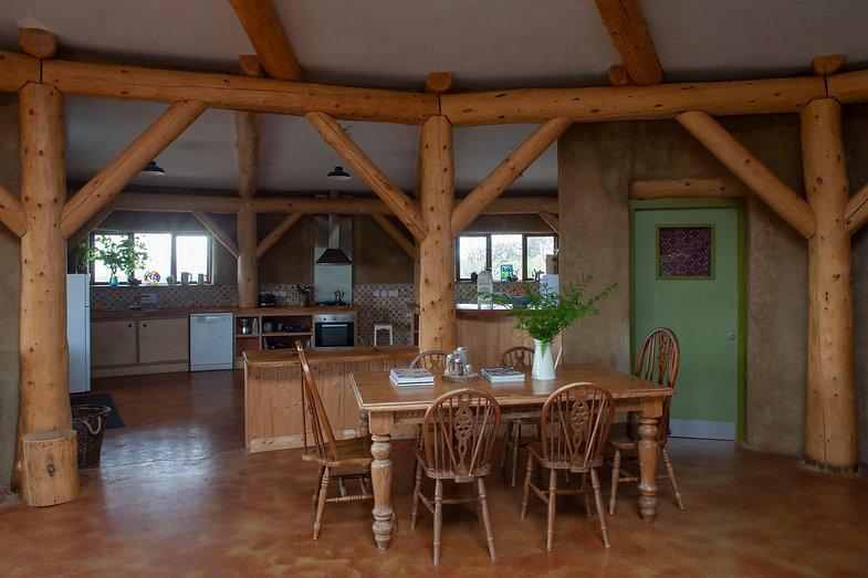 Kitchen, Lodge