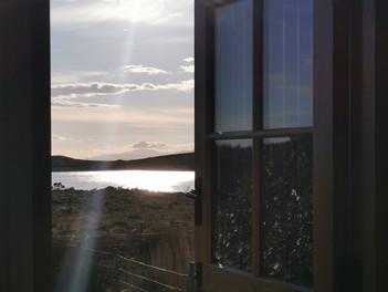 View from Shepherd's Hut