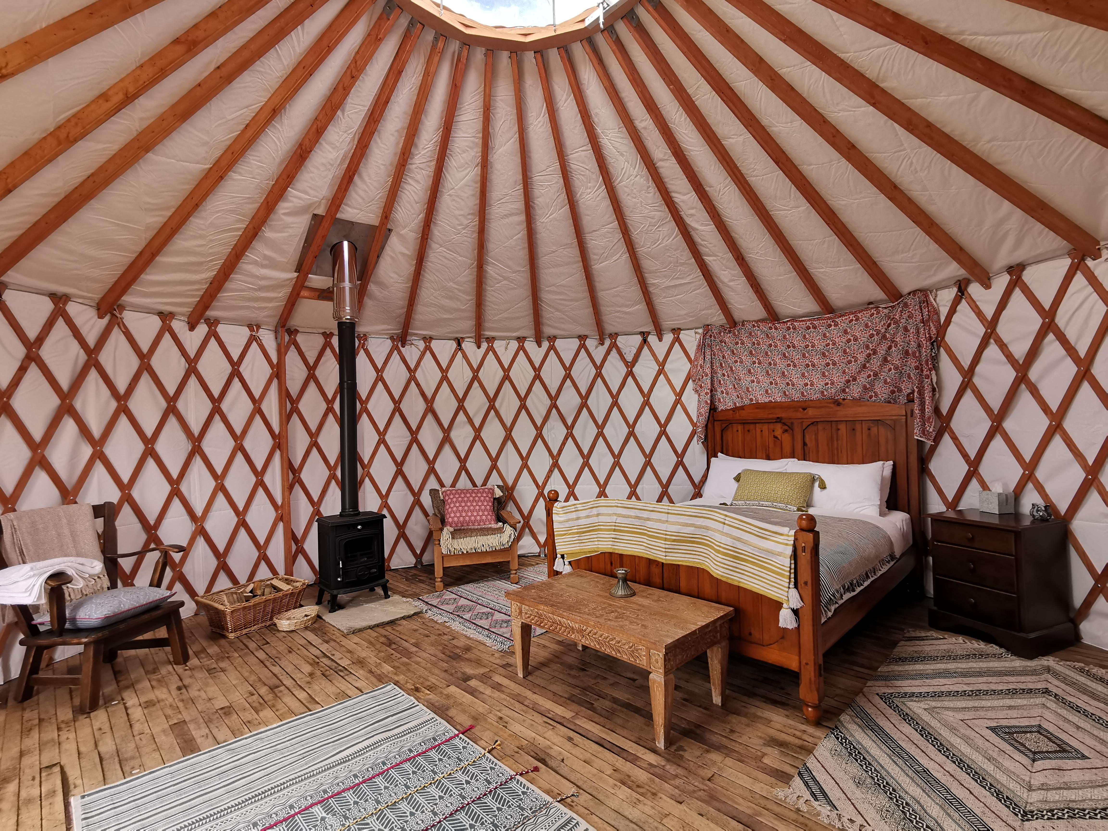 Sundew Yurt