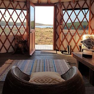 Yurt Glamping, Ireland