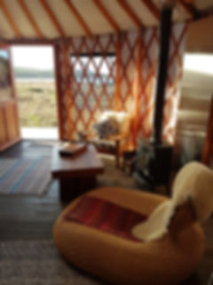 Yurt, Glamping, Ireland