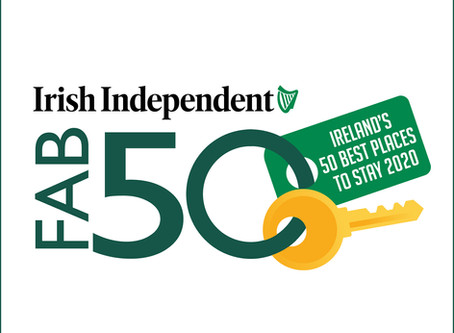 We make the Independent Travel's Fab50