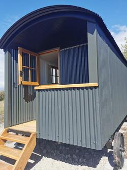 Shepherd's Hut, Glamping, Img 11