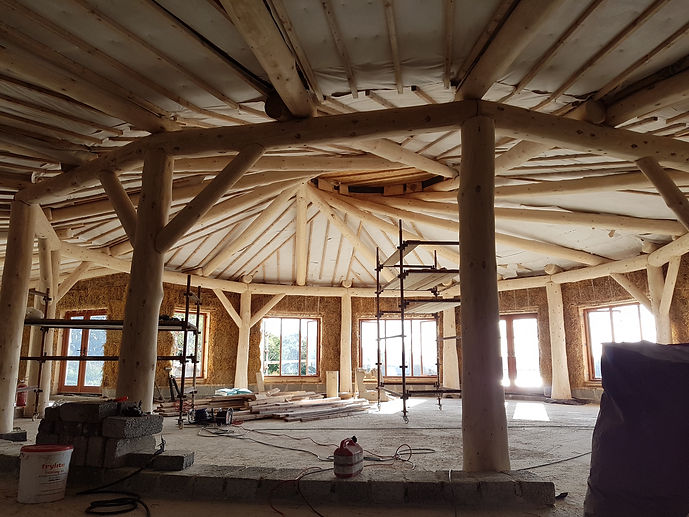 Eco Building, Strawbuilding