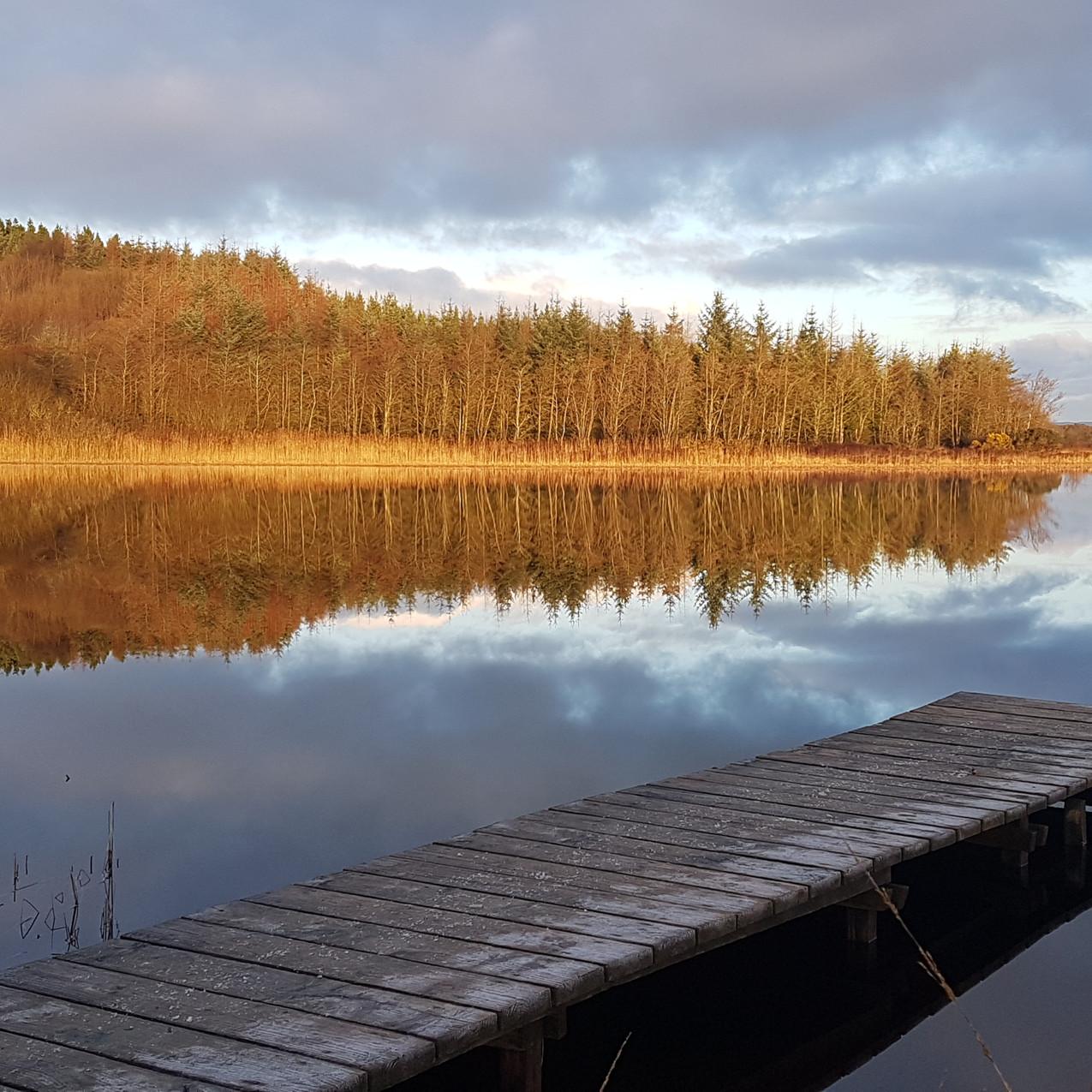 Lake, Donegal, Ireland
