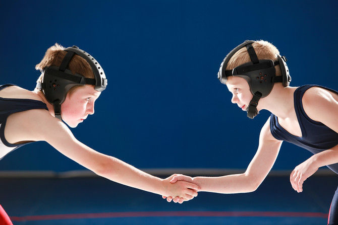 When Children Disagree (or even fight) - What's our role?
