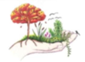Zahrada života