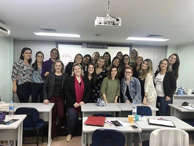 Aula na pós-graduação da Fundação Escola Superior do Ministério Público (FMP-RS)