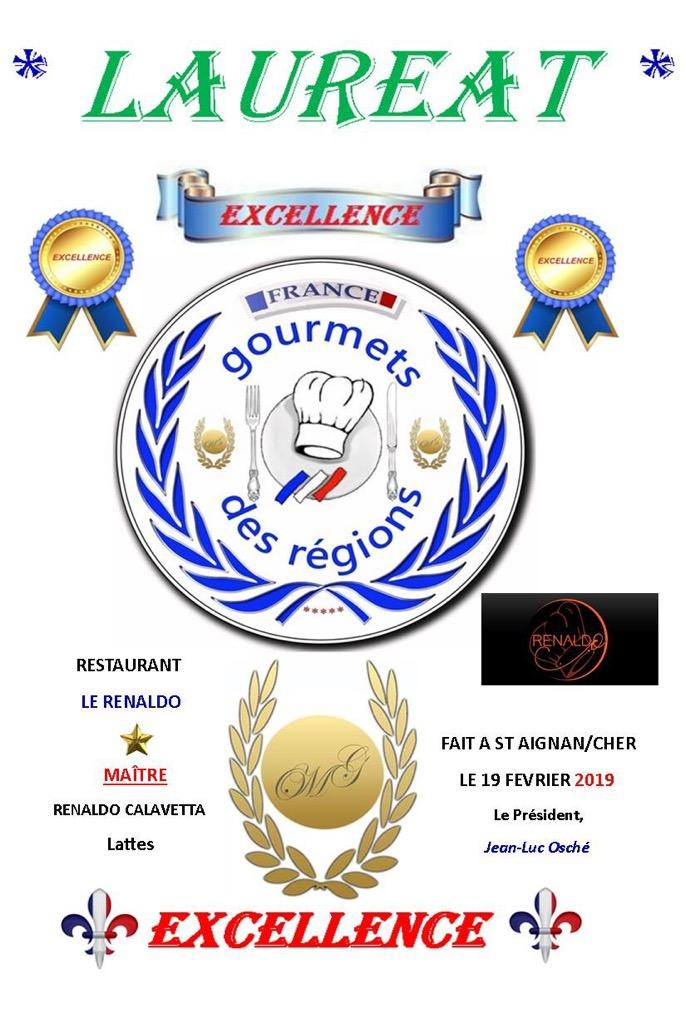 Restaurant_renaldo_lattes_Maître_restaur