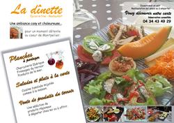 Restaurant LA DINETTE  MONTPELLIER