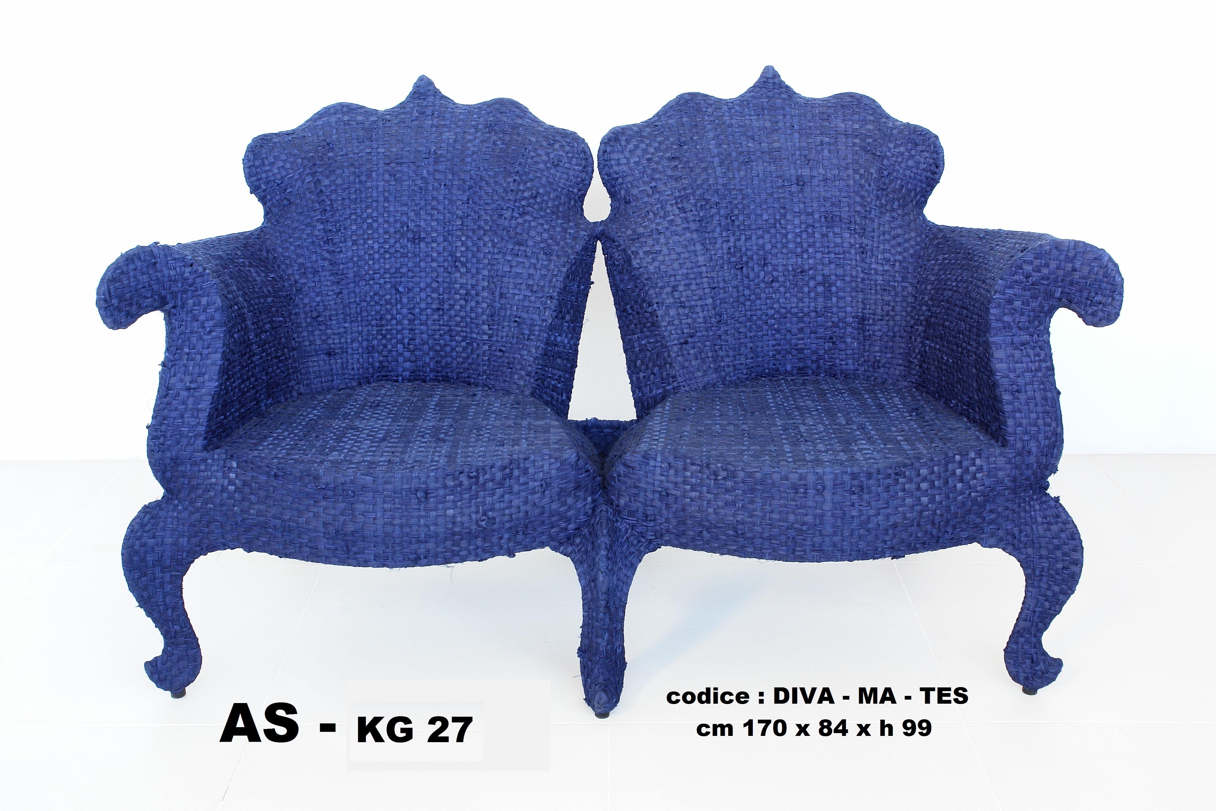 divano maria tessuto
