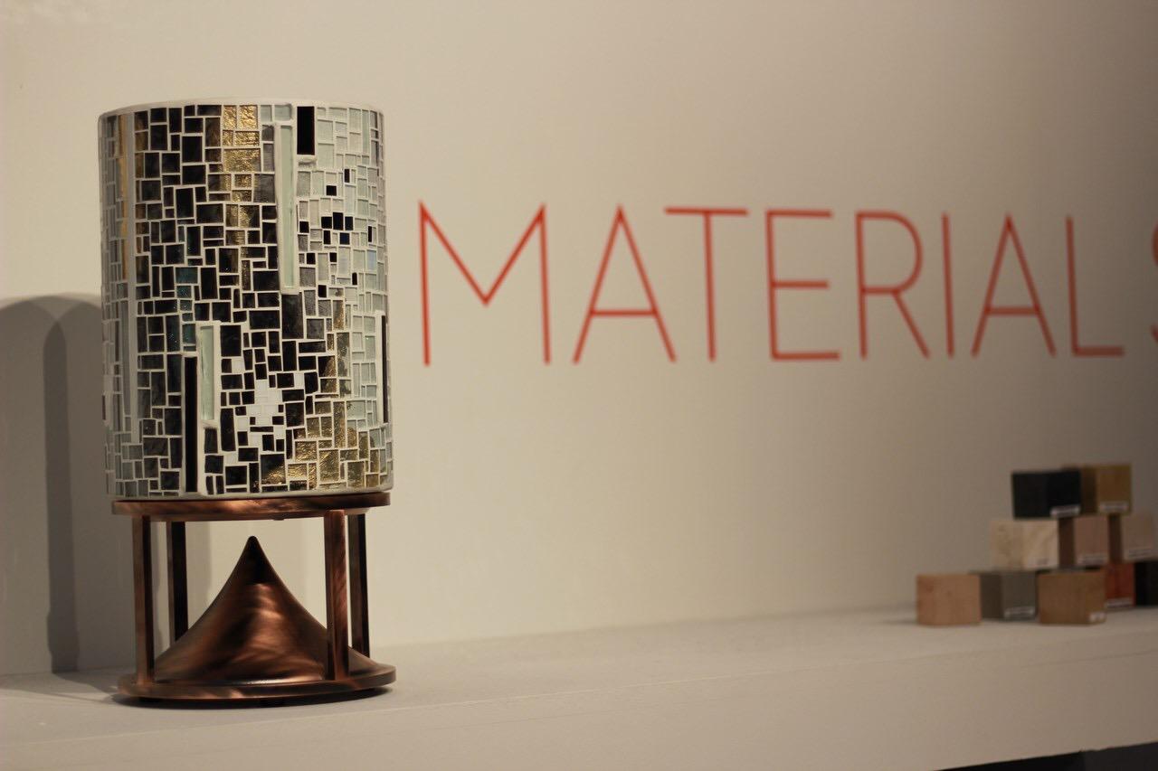 Mosaic cylinder prototype