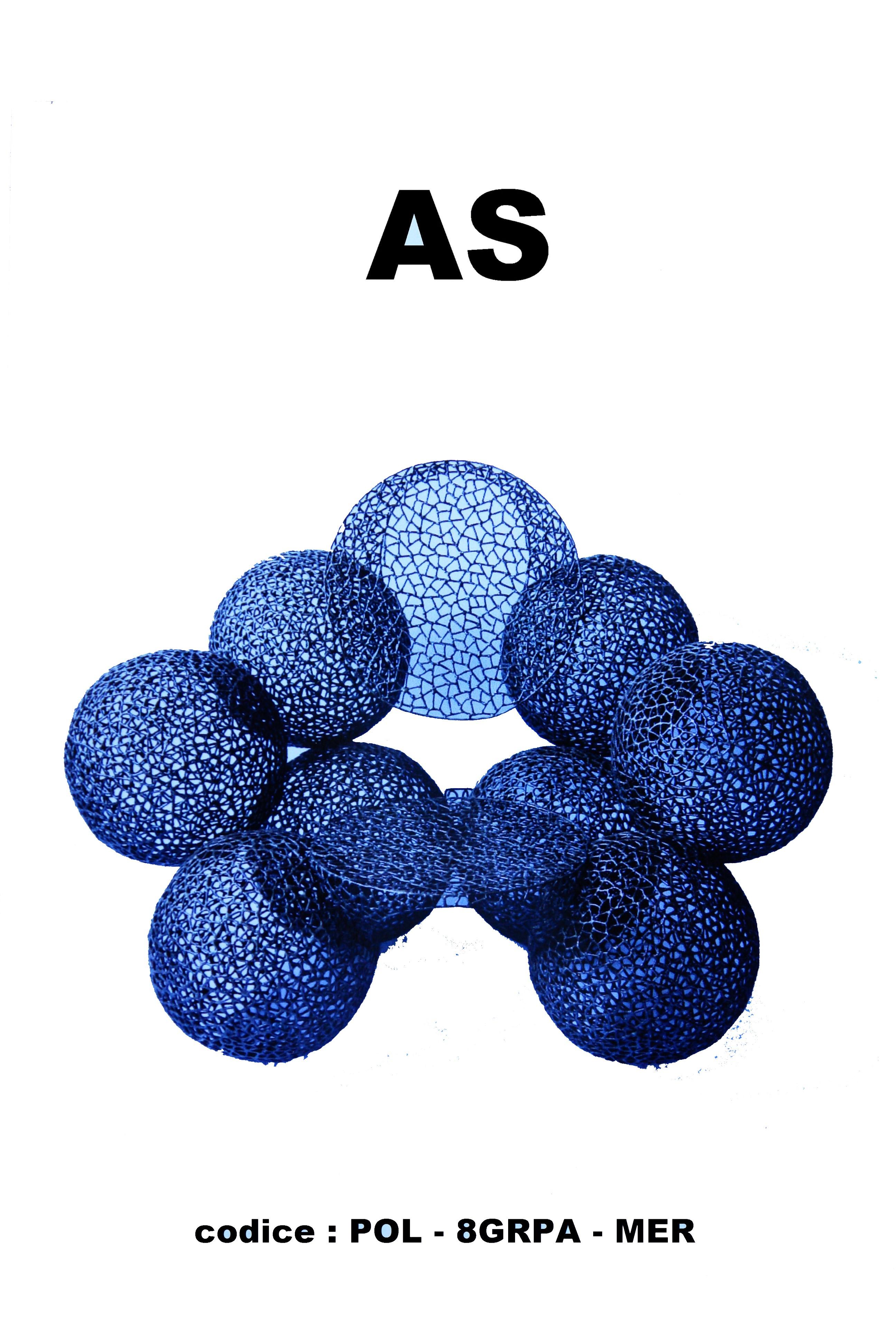 poltrona 8 grosse palle merletto