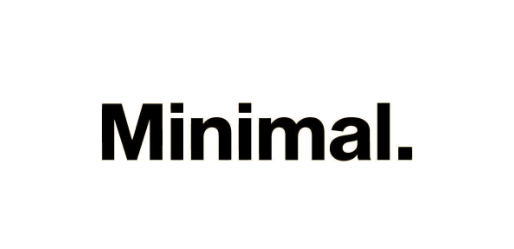 The new Minimal website is online.