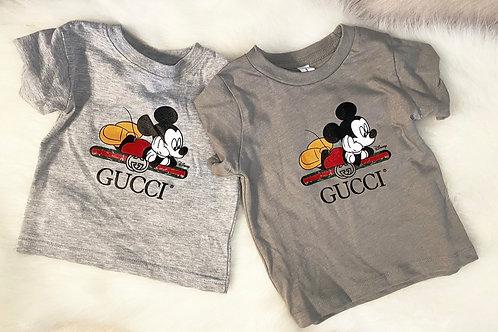 Mickey tshirt baby/youth