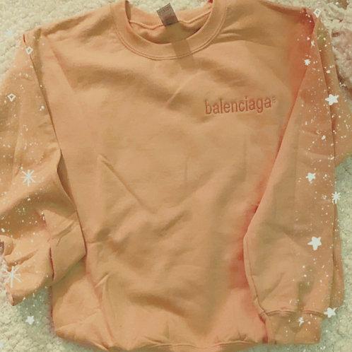 Balenciaga designer inspired sweatshirt
