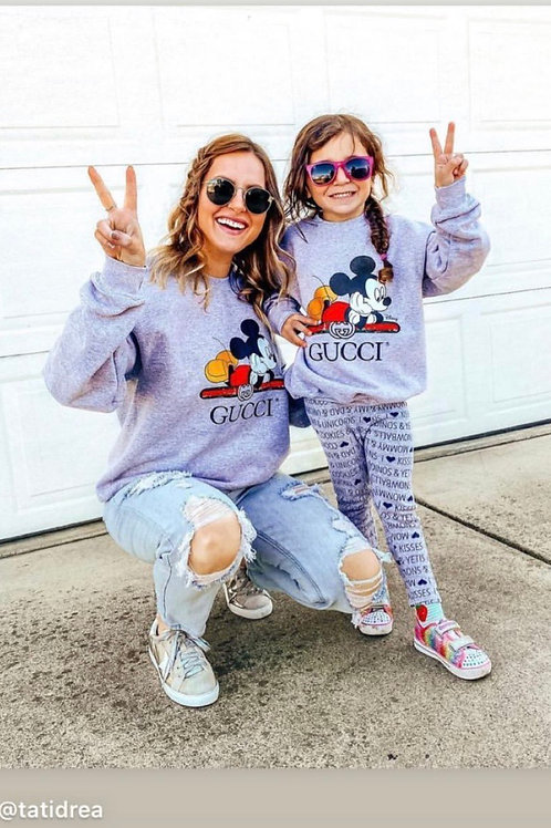 Mickey GG Sweatshirt