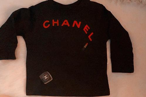 Cc black long sleeve tshirt