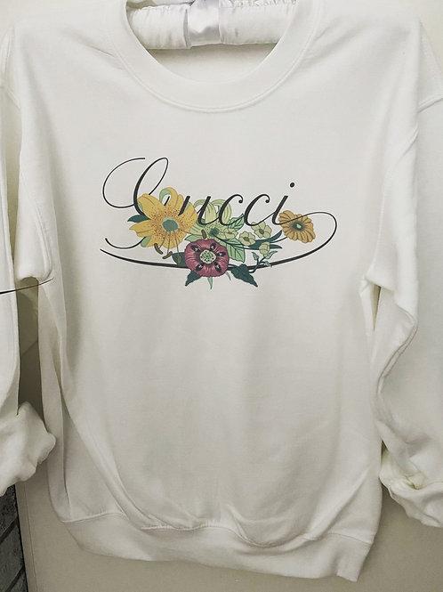 Vintage gucci sweatshirt designer inspired