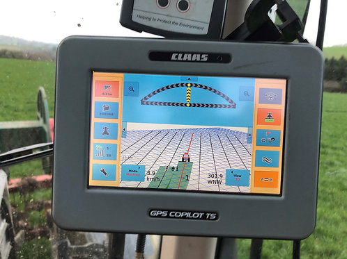 Claas Copilot TS GPS