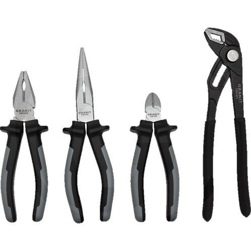 4 piece plier set