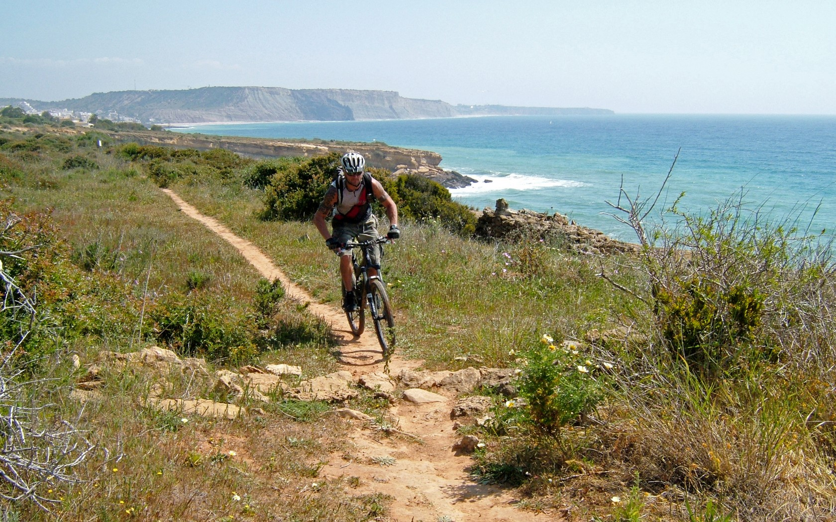 Algarve biking