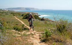 Algarve biking