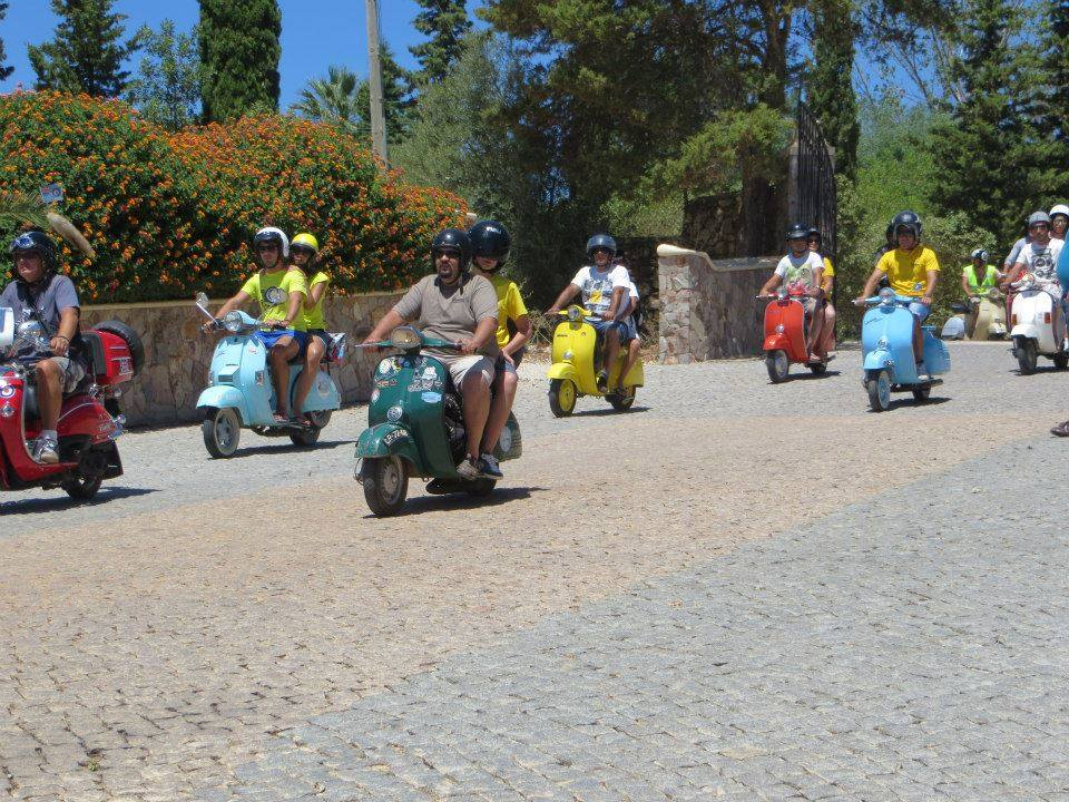Cabrio and Scooter tours