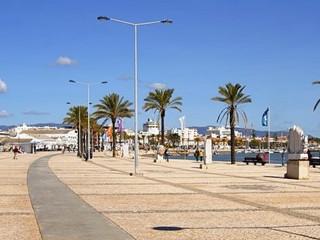 Portimão, la città delle cicogne