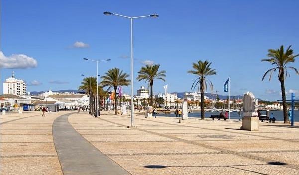Portimao Zona Ribeirinha Riverfront