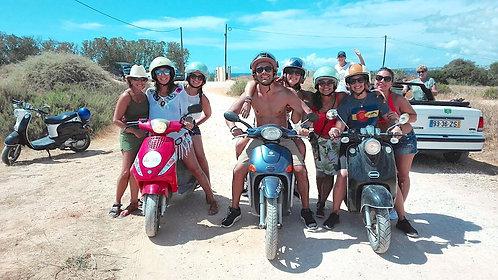 Half Day  Algarve Scooter Tour