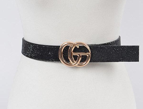 Black Shining Belt