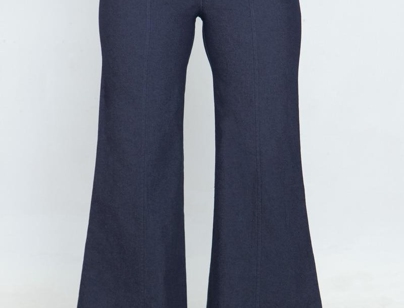 Bell Denim Pants