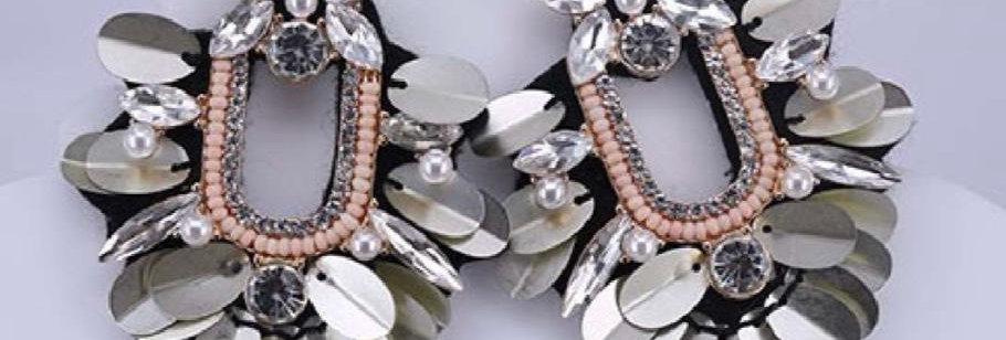 Sequins Earrings