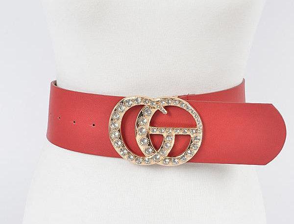 GG Red Belt