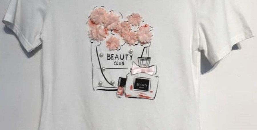Beauty Club Top