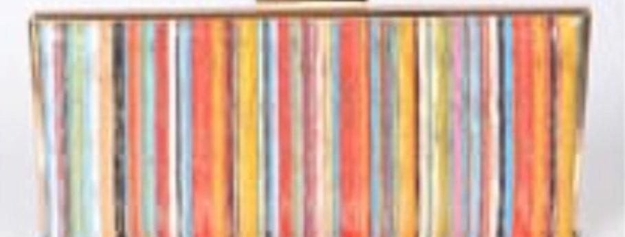 Multicolor Purse