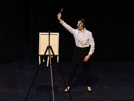 Lutheran High Receives Awards at the State One-Act Festival