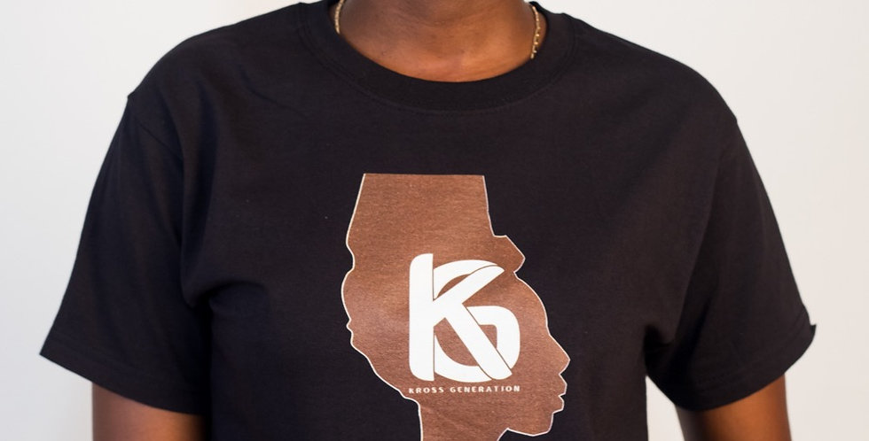 Kross Generation Nubian Queen T-Shirt