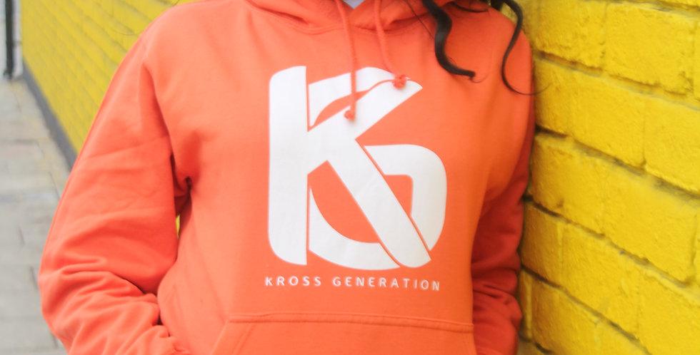 Kross Generation Logo Hoodie